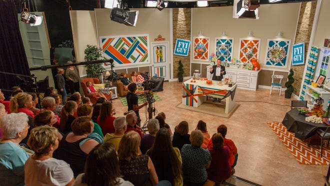 Here is a picture of the Upcoming Halloween episode of FYI Guy Live.