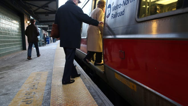 Metro-North fare hikes will go into the effect on Sunday — the 5th round of increases since 2008.