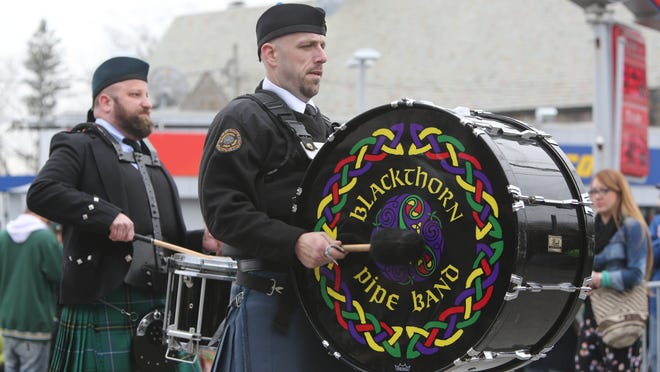 The 60th annual Yonkers St. Patricks Day Parade was held along McLean Avenue on March 21.