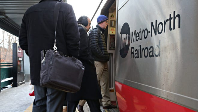 New schedules for Metro-North trains take effect Sunday, April 26. The changes in New York are mostly minor.