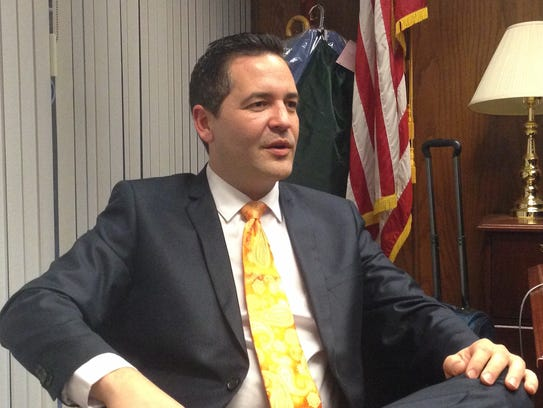 Assemblyman Eric Linder (R-Corona)