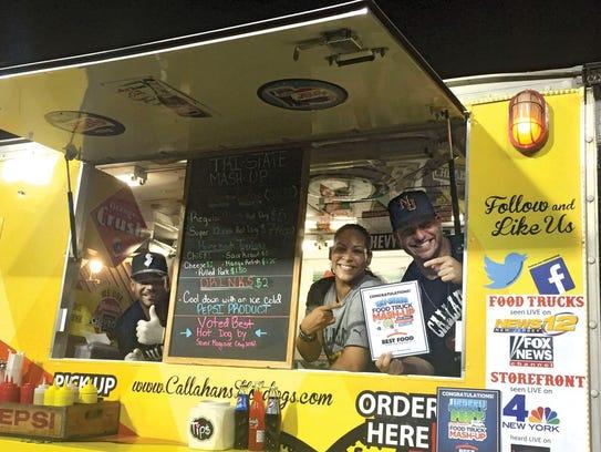 Callahan's Food Truck.