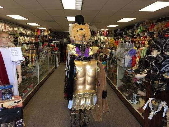 After 27 years, the Magic Planet costume boutique in