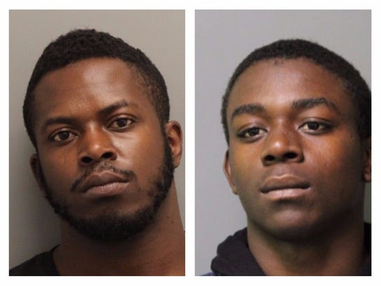 Brandon D. Satchell and Anthony Long