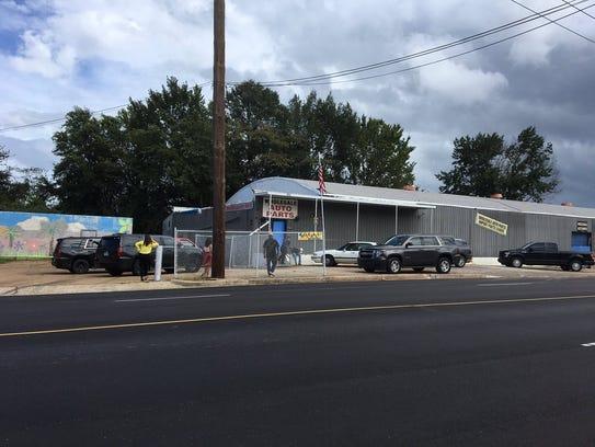 Wholesale Auto Parts on Gallatin Street in Jackson
