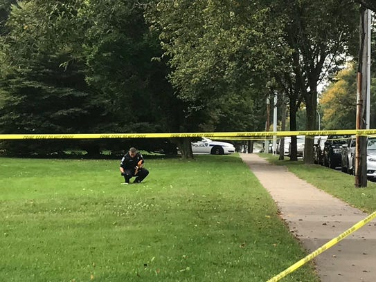 Rochester police investigate at First Unitarian Church