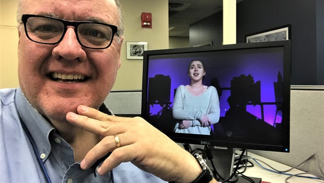 Journal News reporter Peter D. Kramer's annual marathon takes him across the Lower Hudson Valley, covering 64 high school musicals from January through May. You can follow him -- and the musical season -- on social media.