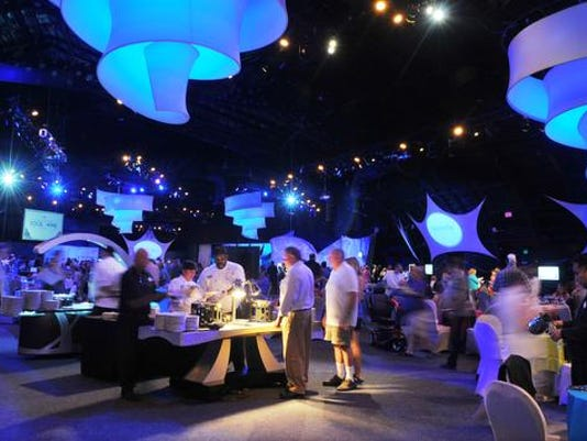 EPCOT FOOD & WINE FESTIVAL PREVIEW PARTY
