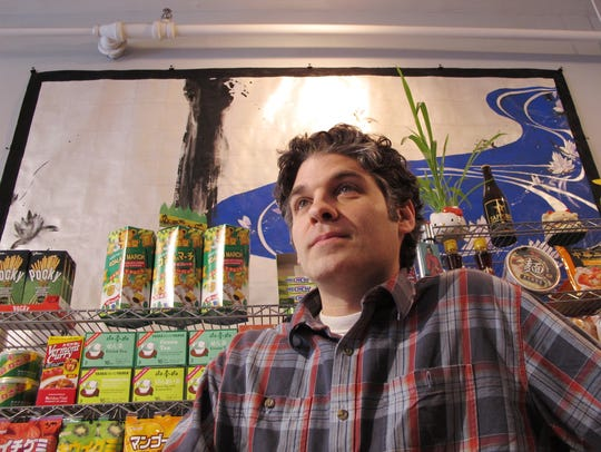 Chris Russo is chef-owner of Bento, a restaurant on