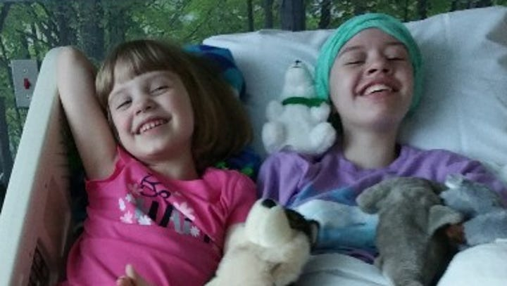 Kalamazoo shooting victim Abigail Kopf walking on own