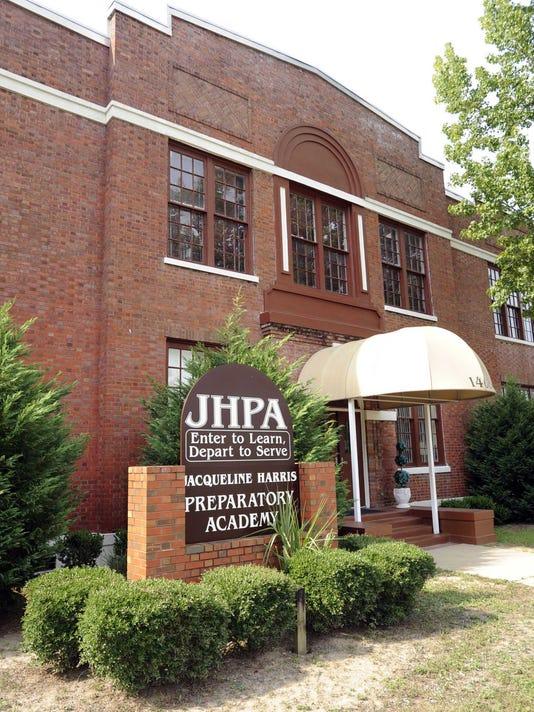 The Jacqueline Harris Preparatory Academy