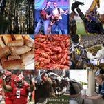 Louisiana Bucket List