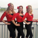 The Manhattan Dolls will perform Sunday in Johnson City.