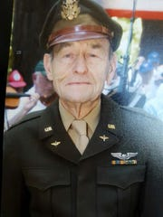 Bob Anderson, a 94-year-old World War II veteran from California, said he would enter his first protest -- wearing his uniform -- should President Trump remove special counsel Robert Mueller.