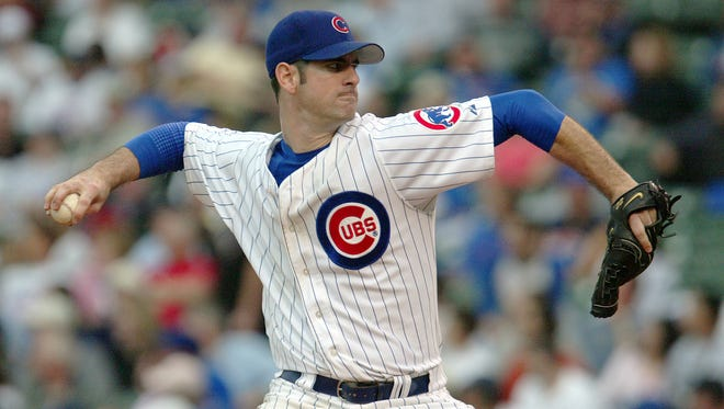 """Former Chicago Cub pitcher Mark Prior, once a highly touted prospect in the early 2000s, had this advice for new big-leaguers: """"The most important thing is to keep playing hard and have fun and not get caught up in when are they going to get called up,"""" he said. Prior now works for the San Diego Padres."""