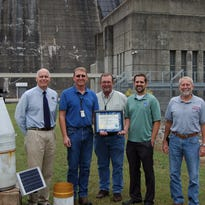 Weather station turns 75, and still counting