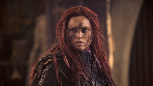 Have we mentioned that you should watch 'The 100'?