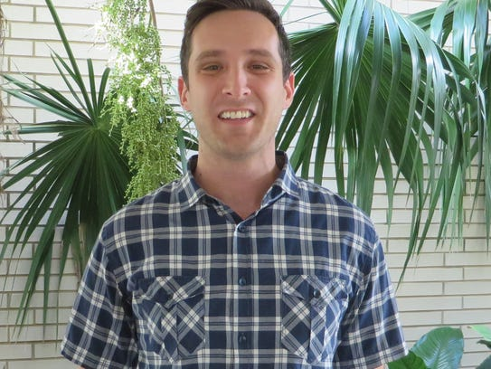 Kyle Hartman isclinical coordinator for FSW Simulation