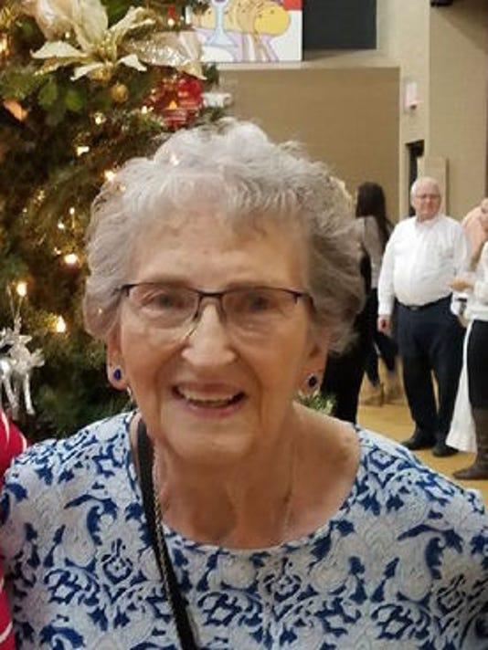 Birthdays: Helen Gunderson