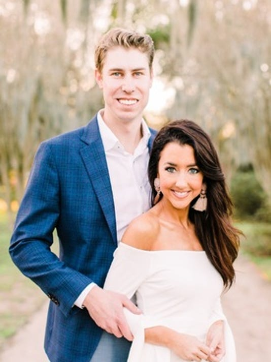 Engagements: Lindley Michelle Mayer & James Gordon Gulledge