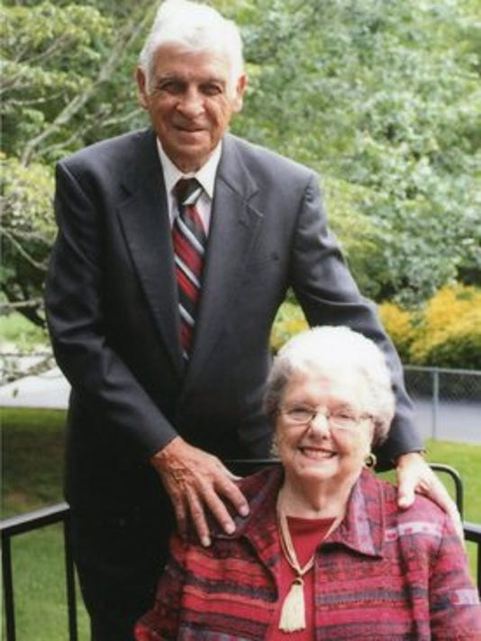 Anniversaries: Richard Sluder & June Sluder
