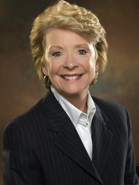 CapStar Bank CEO Claire Tucker