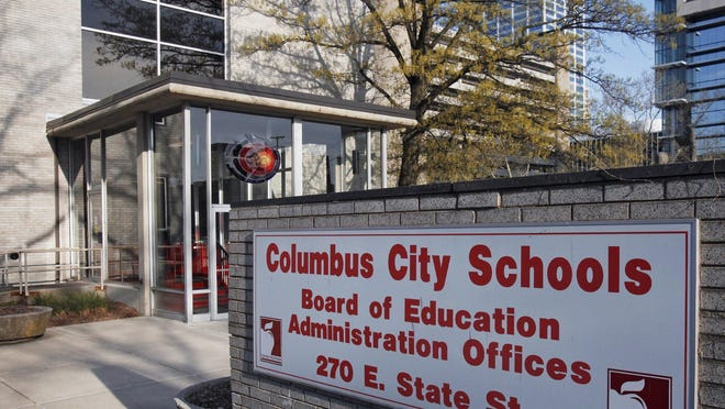 The Columbus City Schools Board of Education Administration Offices at 270 East Broad Street on April 23, 2013.