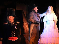 Paradise's 'Sweeney Todd' aces the music and the macabre