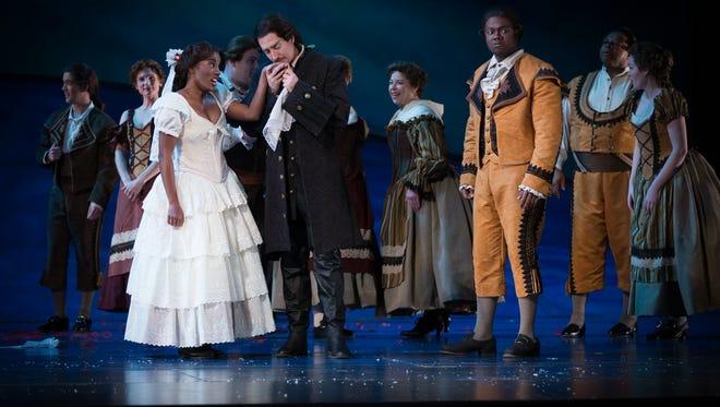 "The Florentine Opera performs Mozart's seductive opera ""Don Giovanni."""