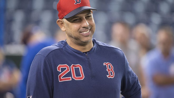 The Red Sox have reportedly re-hired former manager Alex Cora after he was dismissed a year ago amid a cheating scandal.