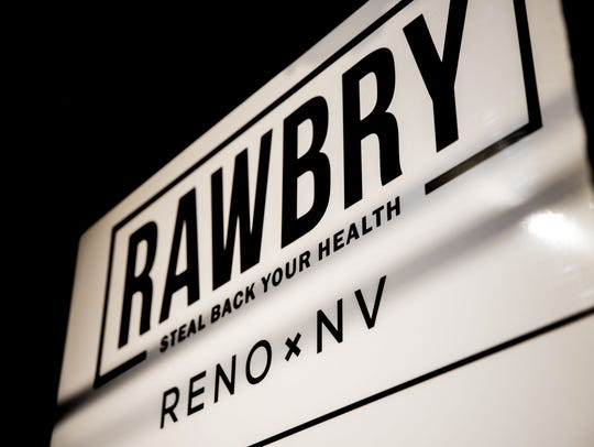 Rawbry juice bar opened in January 2016 in the Basement,