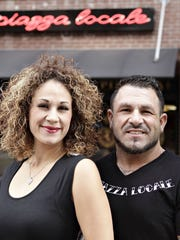 Justin and Rachel Piazza own La Piazza Al Forno in Glendale, La Piazza PHX, and Piazza Romana in Avondale.