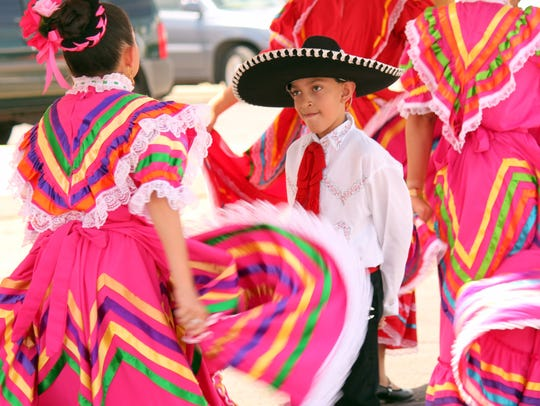 Ballet Folklorico is the traditional Mexican dance that is diverse according to the cultures of each region in Mexico.