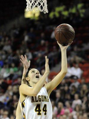 Algoma forward Anna Dier will redshirt for the UWGB women's basketball team next season.