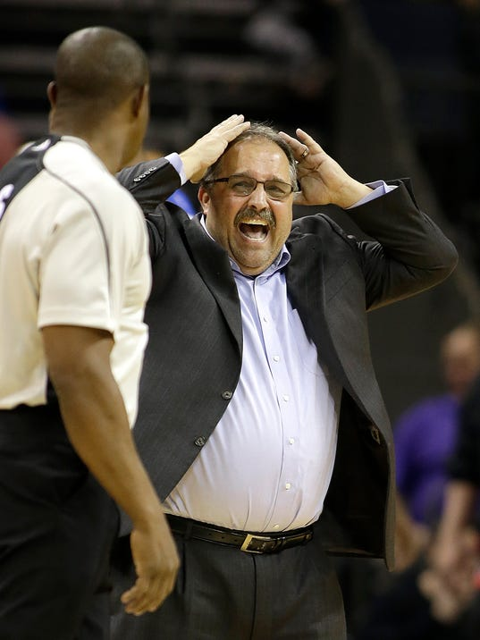 Stan Van Gundy, Tony Brown