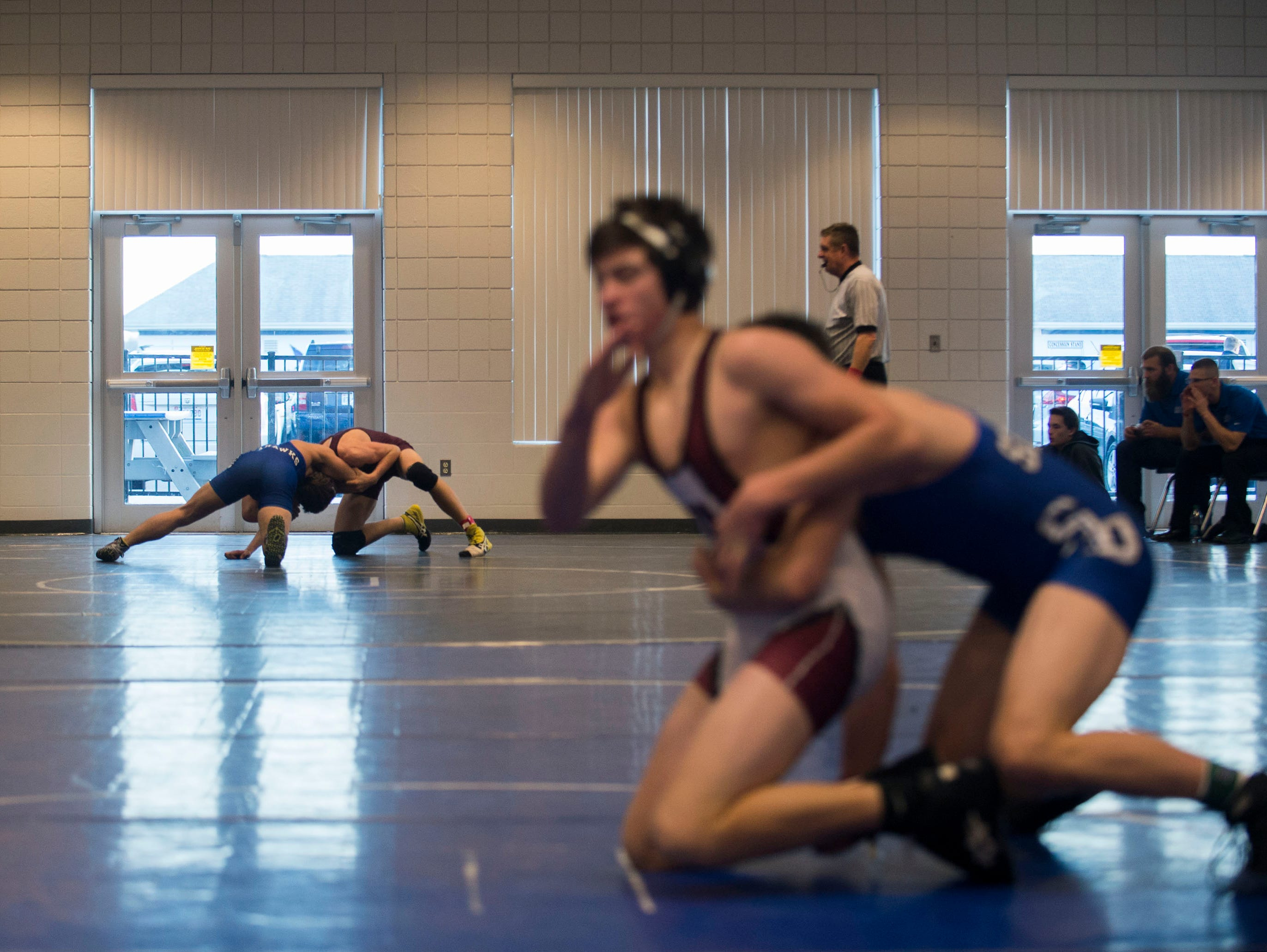 Stephen Decatur hosts this year's War on the Shore wrestling tournament as it kicks off Friday, Jan. 16 in Berlin.