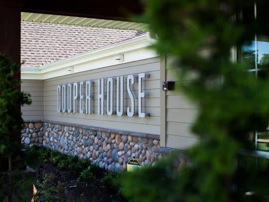Cooper House in Pennsauken.