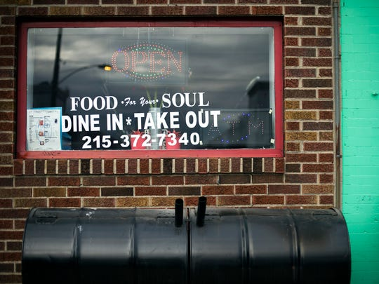 Food for your Soul is located in South Philadelphia.