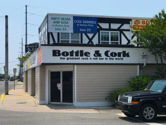 Bottle & Cork located at 1807 Highway 1, Dewey Beach, DE. Wednesday, June 14, 2017.