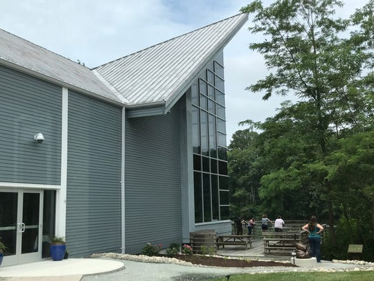 The Ward Museum recently finished the John A. Luetkemeyer