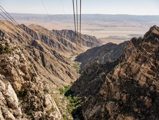 The Palm Springs Aerial Tramway will have extended hours on Labor Day.