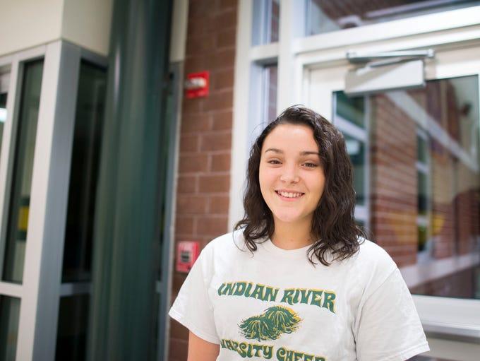 Angelina Roca, 15 Dagsboro Indian River High School