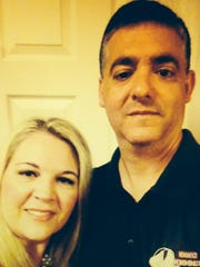 Danika and Steve Gros of Tioga moved to Central Louisiana after losing their Chalmette-area home to Hurricane Katrina.