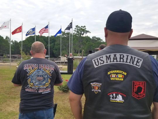 A dedication ceremony was held Friday for a special