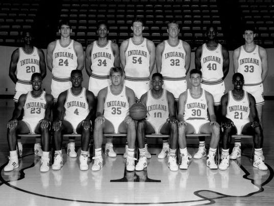 Where are they now? Remembering the Hoosiers of '89