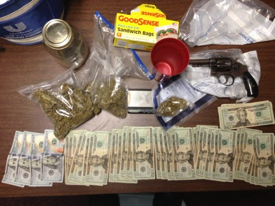 narcotics warrant