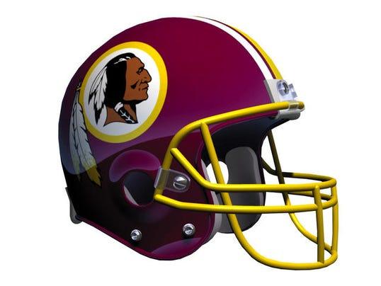 Redskins Helmet 2014 Anti-Redskins ad set t...