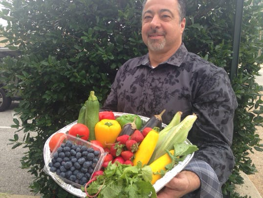 Get in on the farm to fork fun for Anthony s creative italian cuisine
