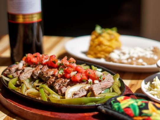 ZAZA Kitchen on Marco Island is offering chicken fajitas for only $9.99 all day Fridays this summer.