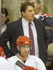 Steve Martinson coached the Jackals to playoff berths